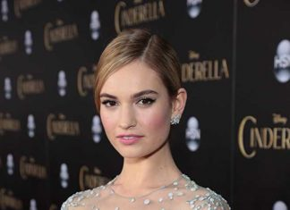 Lily James  Height, Weight, Age, Family, Affairs, Profile, Measurements, Contact Info, Hot Photos