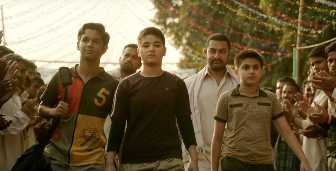 Dangal - Top Hindi Movies of All Time