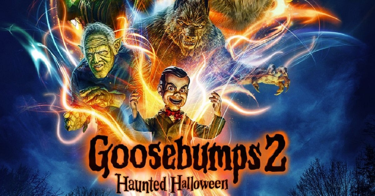 Goosebumps 2: Haunted Halloween Review and Box Office Collections