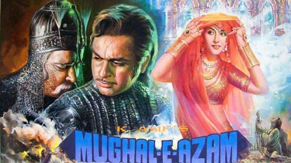 Mughal-E-Azam - Top Bollywood Hindi Movies of All Time