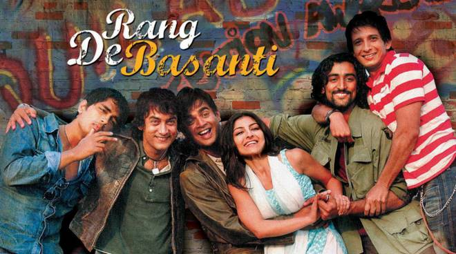 Rang De Basanti - Top 20 Hindi Movie of All Time