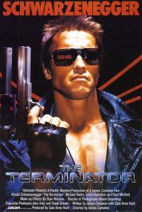 The Terminator - Top Hollywoowd Movies Of All Time