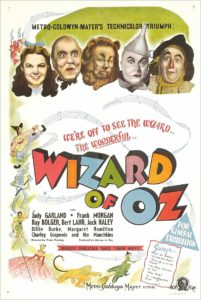 The Wizard of Oz Hollywood Movies Of All Time