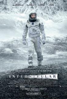 Interstellar - Top 5 Science Movies