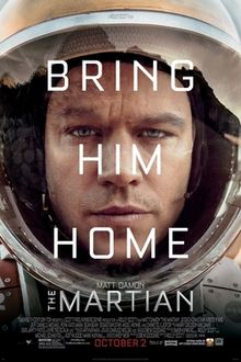 The Martian - Top 5 Science Movies