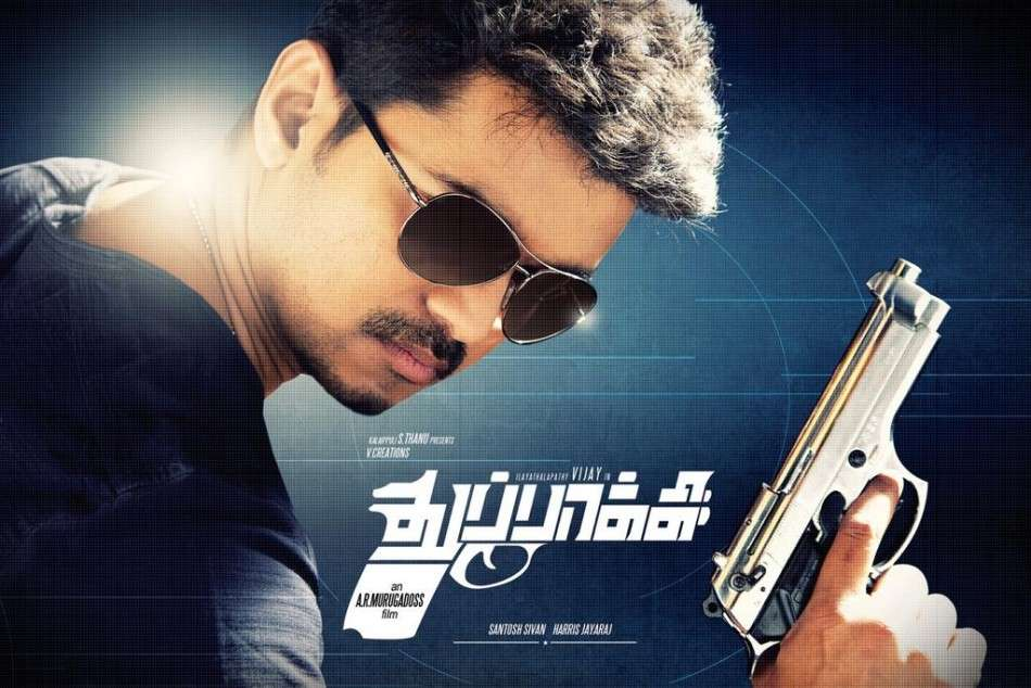 Thuppakki-Top Rated Tamil Movies of All Time