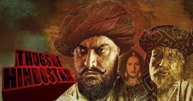Thugs of Hindustan Box office collection, Thugs of Hindostan Hit or Flop, Review, Rating, Songs, Trailer and Unknown Facts