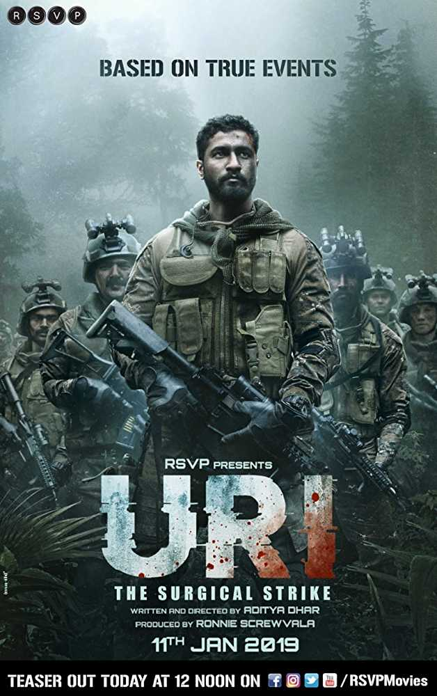 Uri the surgical strike 1