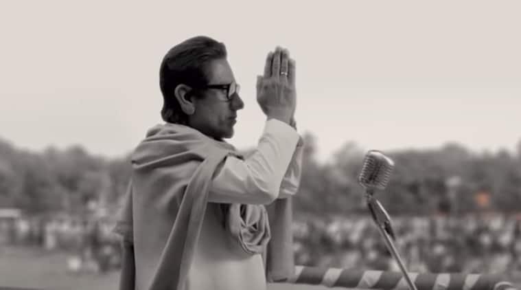 Thackeray Movie review