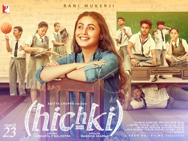 Hichki Full Movie Download