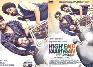 High End Yaariyan