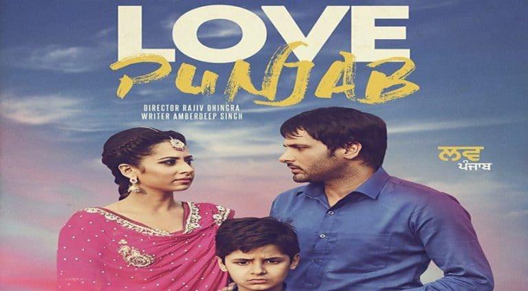 Love Punjab Full Movie Download