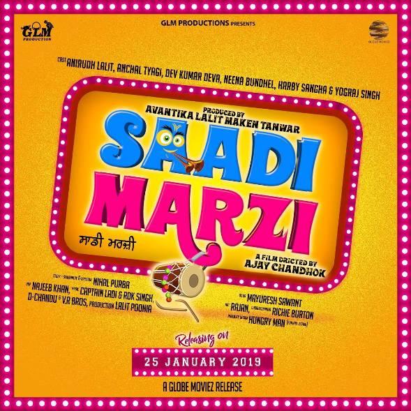 Saddi Marzi Full Movie Download