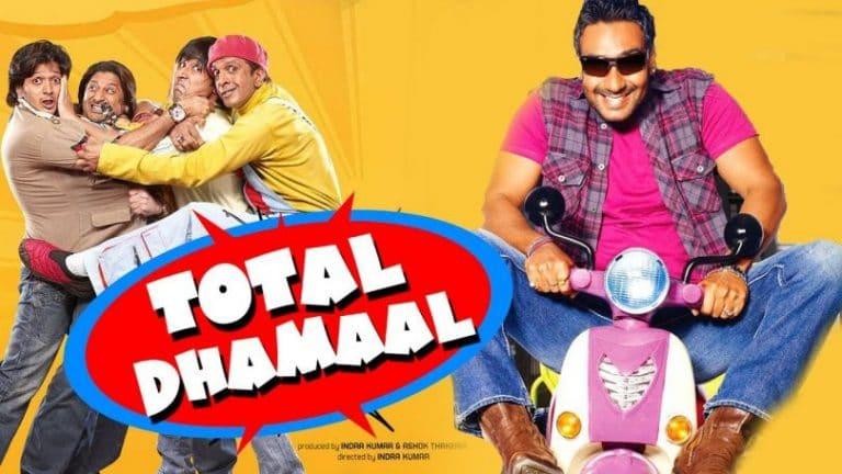 Total Dhamaal Full Movie Download