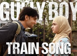 Gully Boy - Train Song