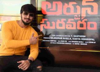 Arjun Suravaram Full Movie Download
