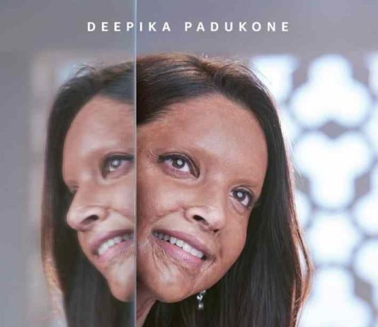 Deepika Padukone Movie Chhapaak first poster