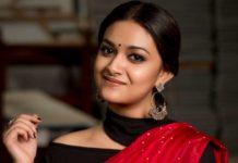 Keerthy Suresh in Bollywood