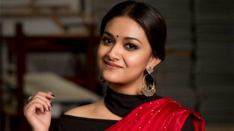 Keerthy Suresh in Bollywood