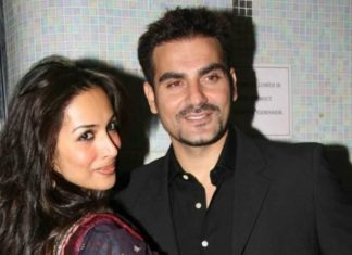 Malaika Arora and Arbaaz