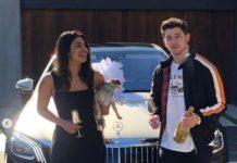 Nick Jonas gifts Priyanka Chopra a Maybach