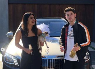 Nick Jonas gifts Priyanka Chopra a Maybach