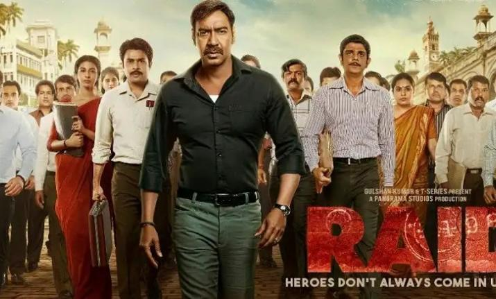 Raid Full Movie Download