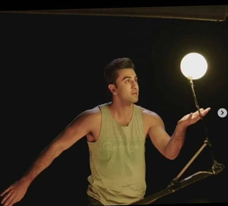 Ranbir Kapoor In Brahmastra