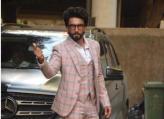 Ranveer Singh New Movie