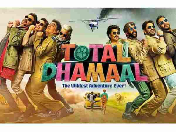 Total Dhamaal - Songs and Lyrics