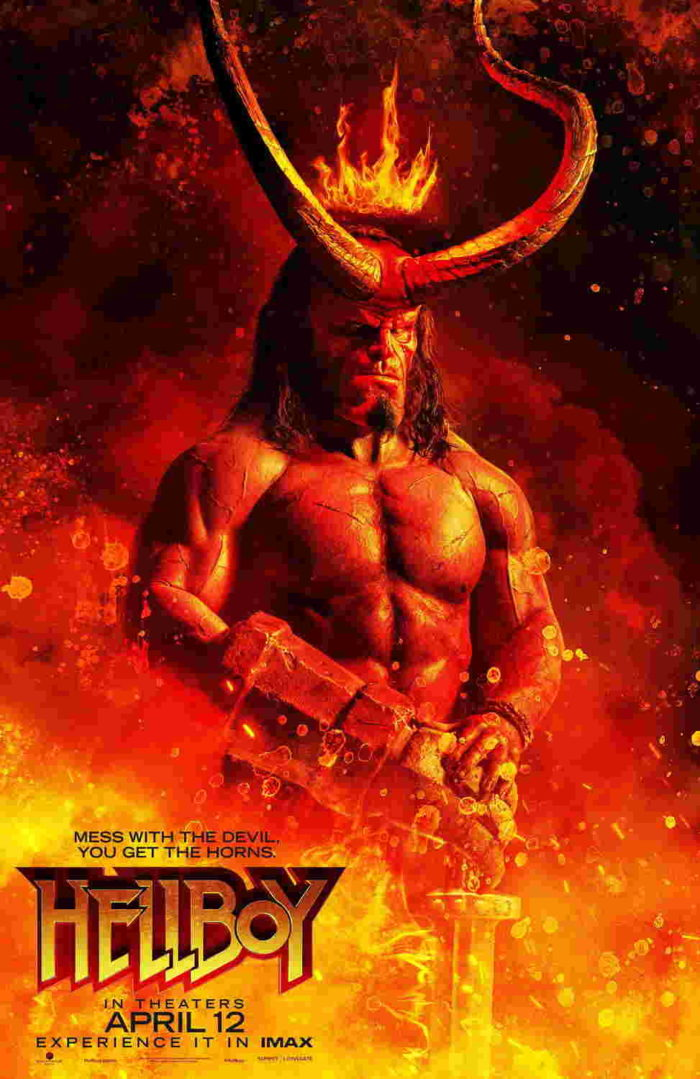 Hellboy - Hollywood Full Movie Download