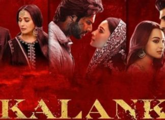Kalank Daywise Box Office Collection