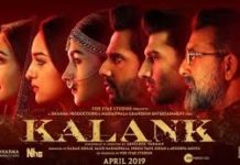 Kalank - Songs and Lyrics