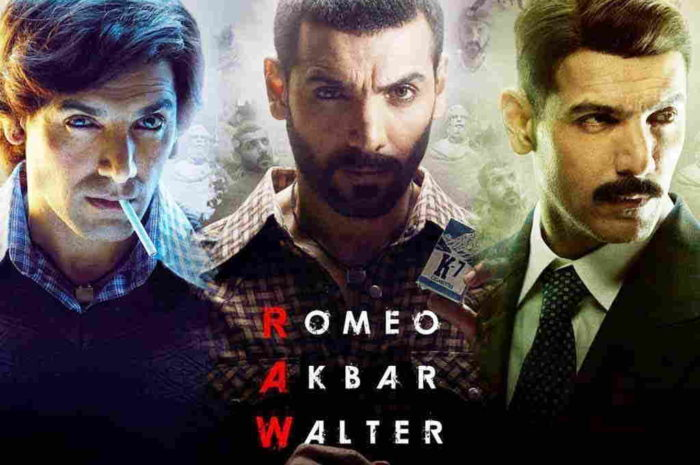 Romeo Akbar Walter Daywise Box Office Collection