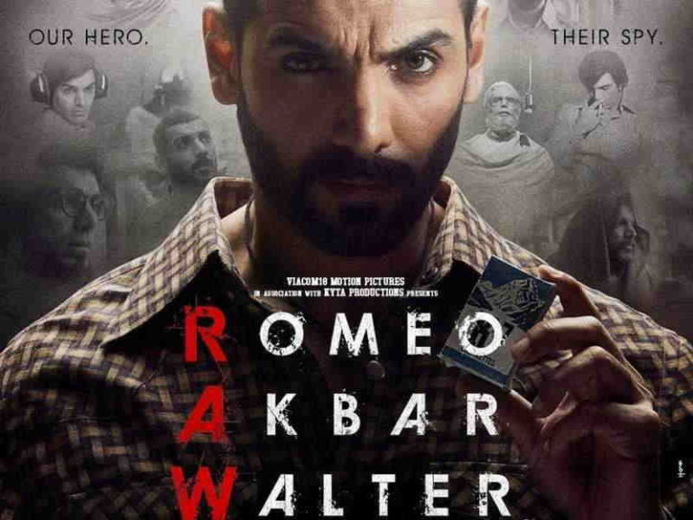 Romeo Akbar Walter Full Movie Download