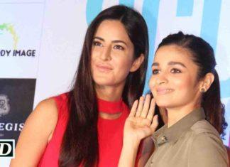 Katrina Kaif in love with Alia Bhatt's Character Safeena.