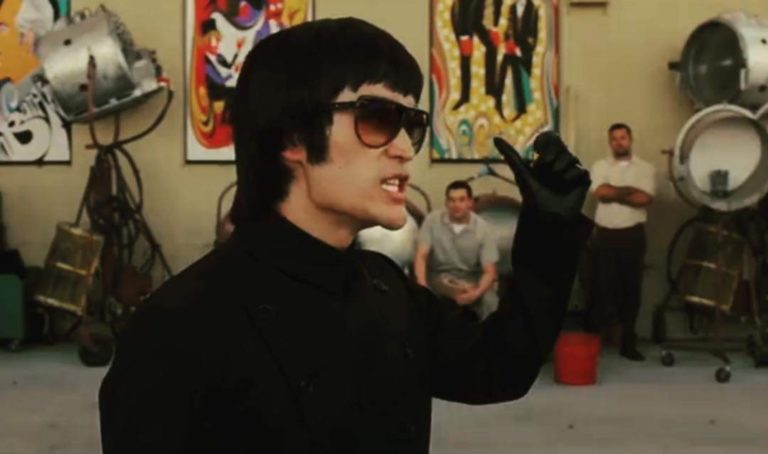 Bruce Lee in Once Upon a Time in Hollywood