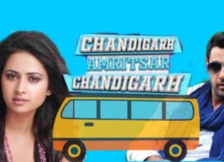 Chandigarh- Amritsar- Chandigarh - 'Chal Diya' Song A Mix of Romance, Comedy And Emotions