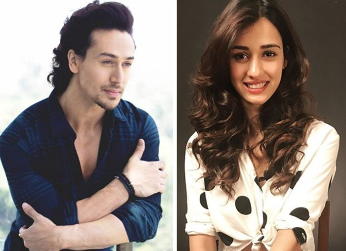 Disha Patani Is Trying To Impress Tiger Shroff
