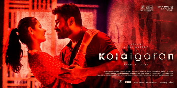 Kolaigaran MP3 Songs Download
