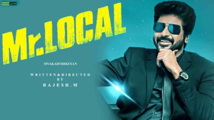Mr Local Box Office Collection