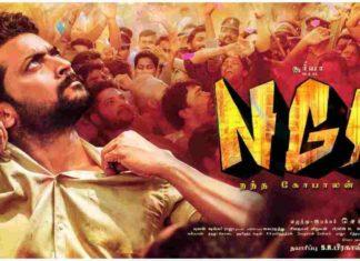 NGK Suriya movie Release in South Korea