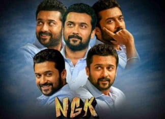 NGK Tamil Movies UK Theater List
