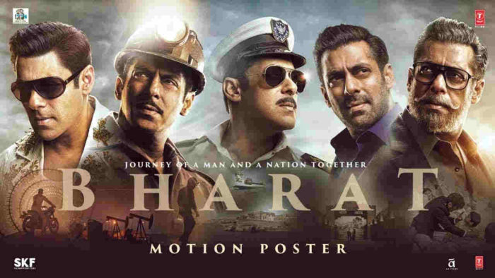 Salman Khan's Bollywood Movie Bharat MP3 Songs Download