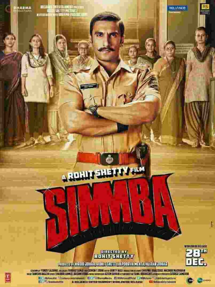 Simmba - Songs and Lyrics