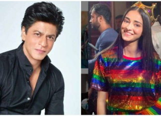 Student Of The Year 2 Actress Ananya Pandey gets Call from Shahrukh Khan