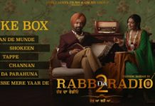 Rabb Da Radio 2 Punjabi Movie MP3 Songs Download