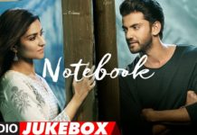 Notebook MP3 Songs Download