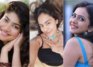 Actress Sri Reddy Applauded Sai Pallavi Over Rakul Preet Singh
