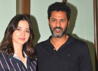 Tamannah Comfortable Working With Prabhu Deva